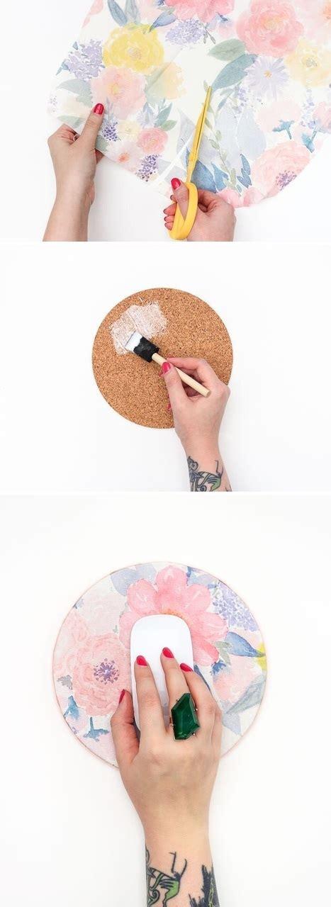 fabriquer un tapis de souris 1001 id 233 es et tutoriels de bricolage facile d 233 t 233 et d autres saisons