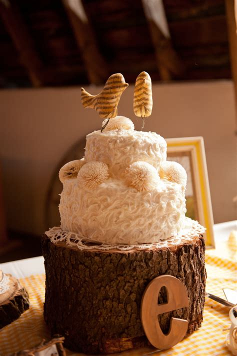 Cake Toppers Rustic Country