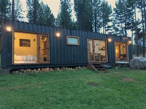 casa conteiner casa o chalet casa container chile coyhaique booking