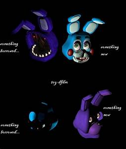 fnaf / something new / something borrowed by TOY-DFDM on ...