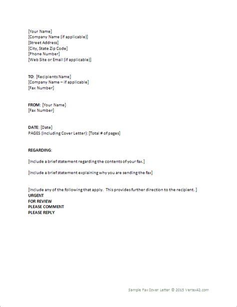 cover sheet letter resume cover sheet template