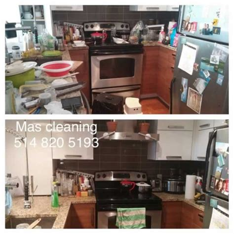 Kitchen Cleaning Montreal by Cleaning Services Montreal Cleaning