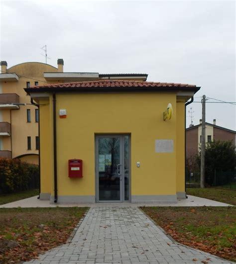 Ufficio Postale Mirandola by Taglio Nastro Per Il Nuovo Ufficio Postale Di