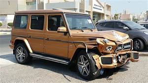 Latest Car Accident Of Mercedes Benz G Class