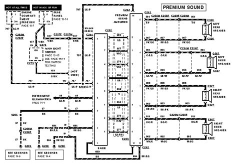 1994 Mustang Stereo Wiring Diagram by I Own A 1993 Ford Bronco That Came With A Non Premium Sound