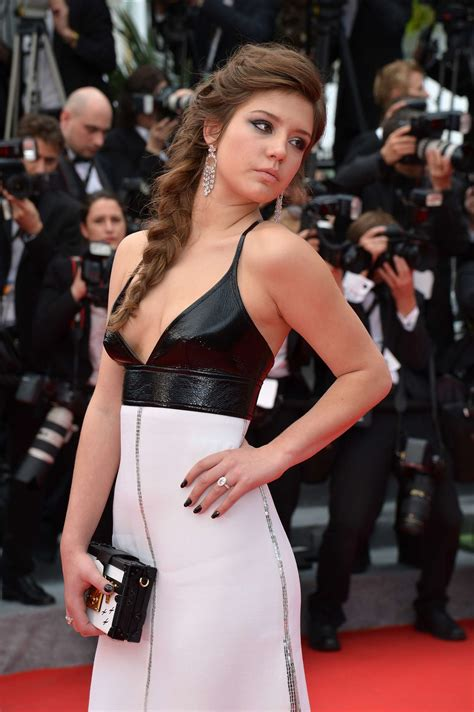 adele exarchopoulos  sawfirst