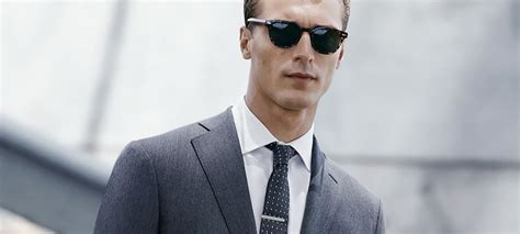 The Basic Rules Of Suit Fit