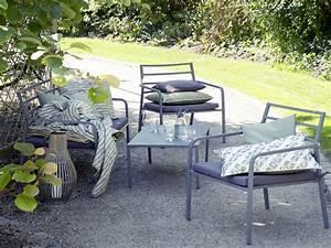 Salon Jardin Exterieur : salon jardin exterieur conceptions de maison ~ Premium-room.com Idées de Décoration