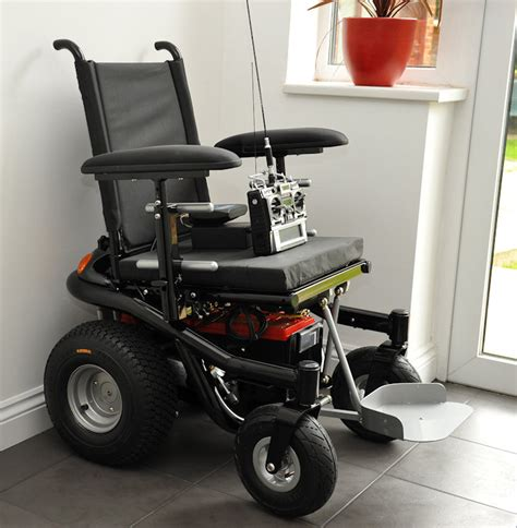 my ultimate quot do everything well quot power wheelchair