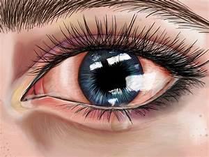 Crying Eye Drawing - Pencil Art Drawing