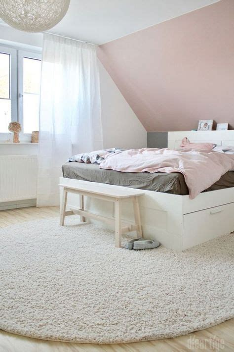 deko ideen schlafzimmer altrosa schlafzimmer altrosa grau wandfarbe altrosa wohnen