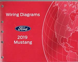 2019 Ford Mustang Factory Oem Wiring Diagram Schematics