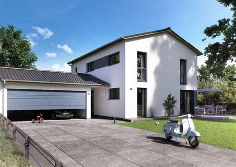 Haus Mit Doppelgarage by Individuelles Einfamilienhaus Mit Doppelgarage In