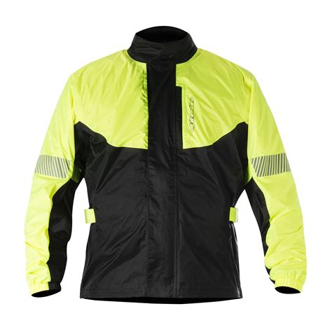 bicycle riding jackets alpinestars hurricane rain waterproof motorcycle motorbike