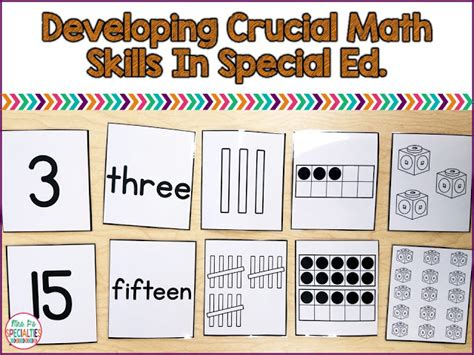 Developing Number Concepts In Special Ed  Mrs P's