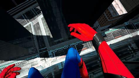 spider man   home vr   fun  web slinging