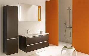 Accessoire Salle De Bain Cuivre : accessoires salle de bain couleur orange ~ Melissatoandfro.com Idées de Décoration