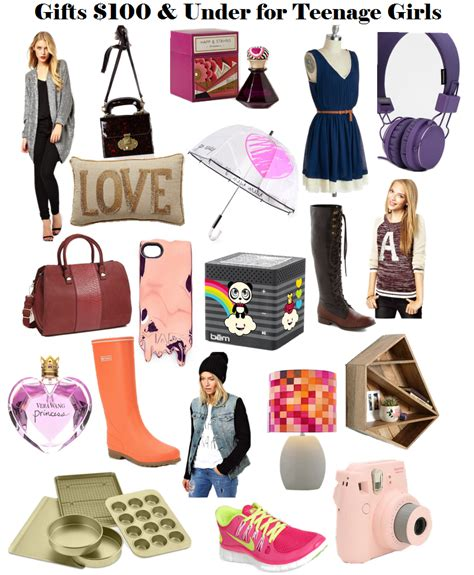 2013 Holiday Gift Ideas For Teen Girls (under $50 And $100