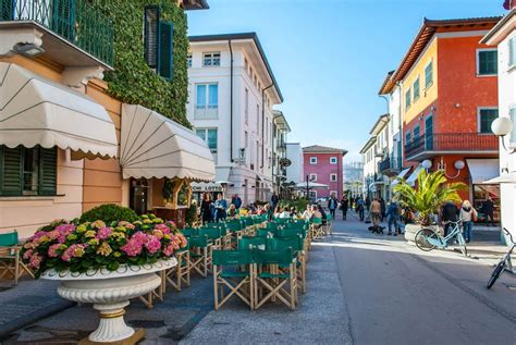 An exclusive day in Forte dei Marmi - My Travel in Tuscany