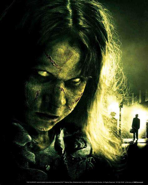 exorcist  spin heads  universals halloween