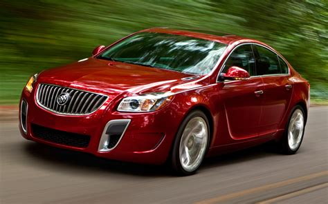 2018 Buick Regal Gs First Drive Motor Trend