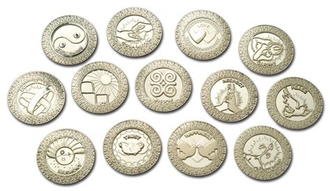 wedding coins
