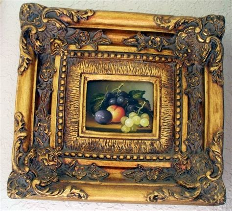 Small Ornate Frame By Moxylyn On Deviantart