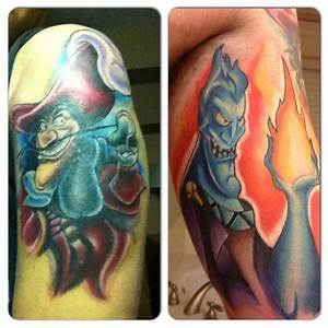 New addition to my Disney villains sleeve! Ursula and ...