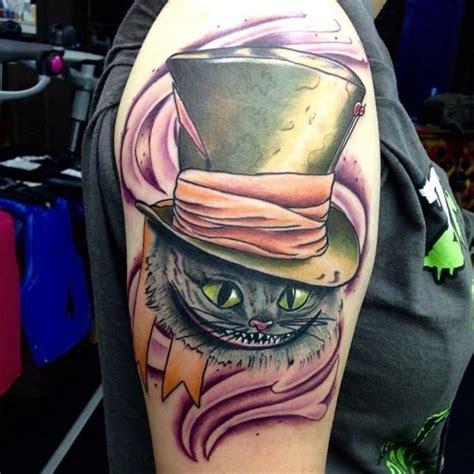 charming alice  wonderland tattoos october
