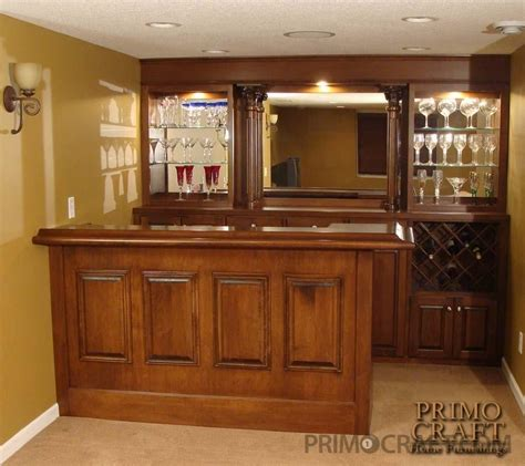 In Home Bar by Trunda Residential Custom Home Bar Primo Craft