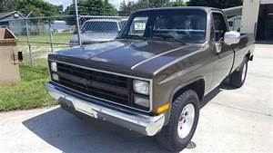 1985 Chevy C20 For Sale