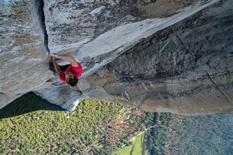 Free Solo With Death Defying Rock Climber Alex Honnold