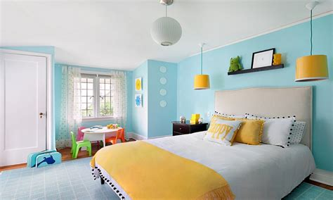 yellow  blue bedrooms bedroom colors  kids room ideas wall colors  bedrooms bedroom