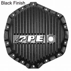 Ppe Heavy Duty Rear Differential Cover