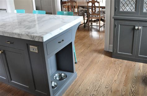 Pet Food Cabinet With Bowls by Kitchen Island Pet Food Bowls Vintage Kitchen