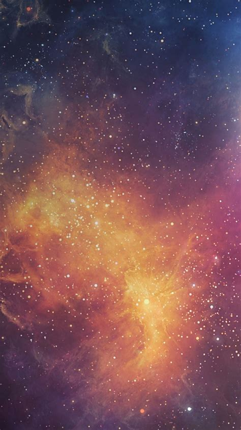 gold galaxy iphone     iphone  wallpapers