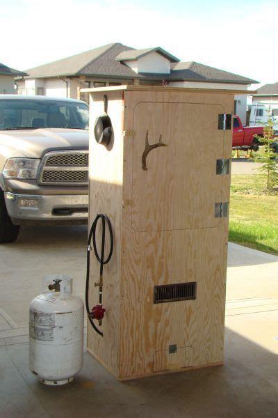 wood smoker plans  stuff pinterest wood