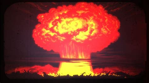 Mushroom Cloud Wallpapers Wallpaper Cave