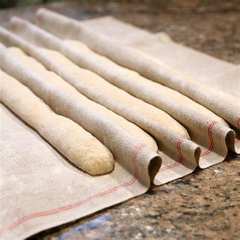 Bread Couche flax linen baker s couche breadtopia