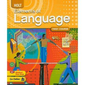Elements Of Language Second Course Answers For Chapter 14