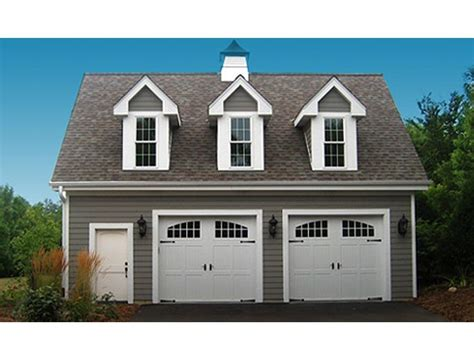 2 Car Garage With Apartment (2403