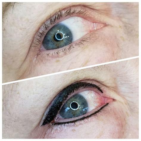 eyeliner lash  tattoo arlington wa