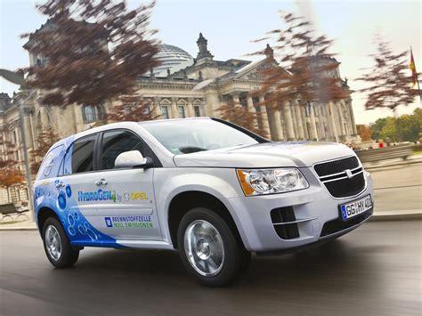 2008 Gm Hydrogen4 Concept Car Desktop Wallpapers