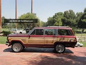 1991 Jeep Grand Wagoneer Fuse Box  Jeep  Auto Wiring Diagram