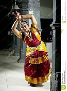 Bharatanatyam Editorial Stock Image