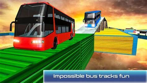 impossible tracks bus simulator  bus driving games  bus simulator games  games