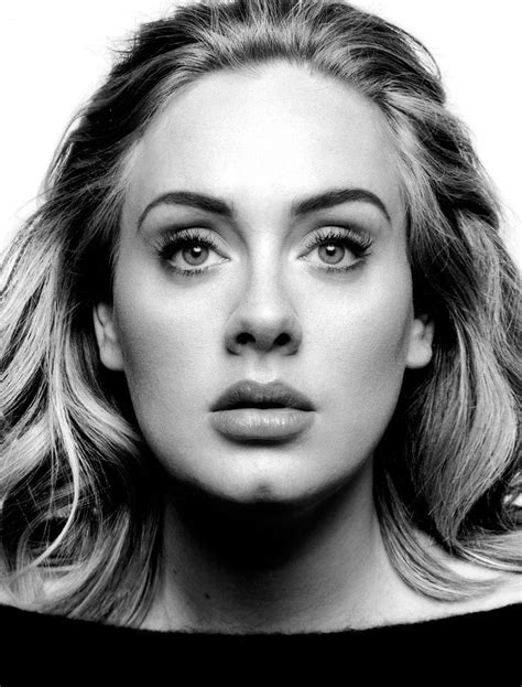 Best Of Adele by Platon Reintroduces Us To Adele Faces In 2019