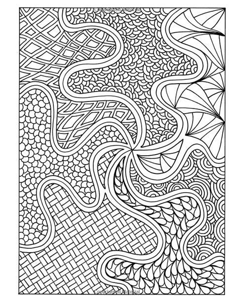 pretty patterns zendoodle coloring book  pretty