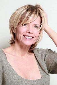 Coiffures Courtes Dégradées : coiffure femme 50 ans les choix qui rajeunissent ~ Melissatoandfro.com Idées de Décoration
