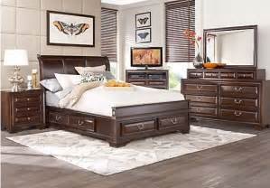 mill valley 7 pc queen bedroom at rooms to go roomstogo